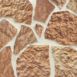Терракотовая плитка Плитняк (прямая, разноцвет)