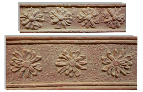 Декор Гербера (макси), коллекция NATURE