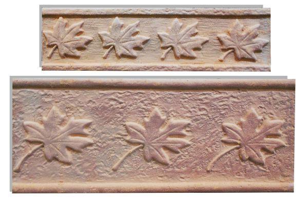 Декор Лист клена (макси), коллекция NATURE